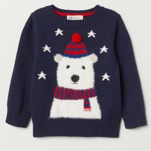 🆕 H&M boys novelty sweater